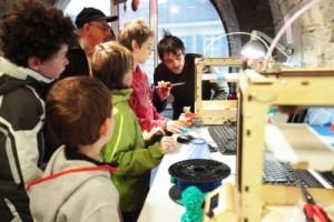 Le Fab Lab de La Casemate à Grenoble, un espace de fabrication numérique et de partage des savoir-faire