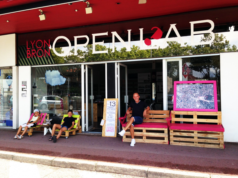 Lyon Bron Open Lab